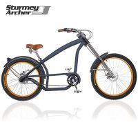 CRUISER JÍZDNÍ KOLO STURMEY ARCHER XXL ROYAL GREY MATT