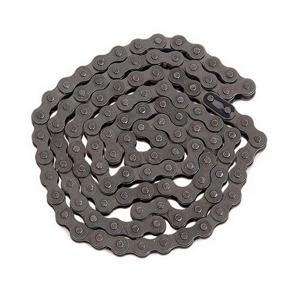 Řetěz 415 Originál ze sady 110 článků (včetně spojky řetězu) pro motokolo