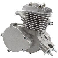 Motor samotný na motokolo 80ccm 2t (přídavný motor na kolo)