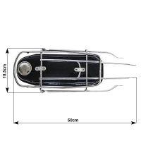 Palivová nadrž pro motokolo Sada 2,5L REAR nádrž+víčko+spony+nosič