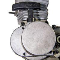 Tahový startér k dvoutaktnímu motoru namísto krytu magneta (kit) pro motokolo
